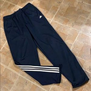 Adidas athletic soccer pants size kids girls XL/18